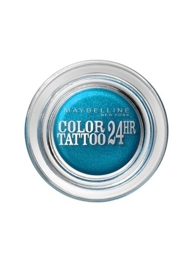 Maybelline Color 24Hr Tattoo 20 Turquise Forever Mavi